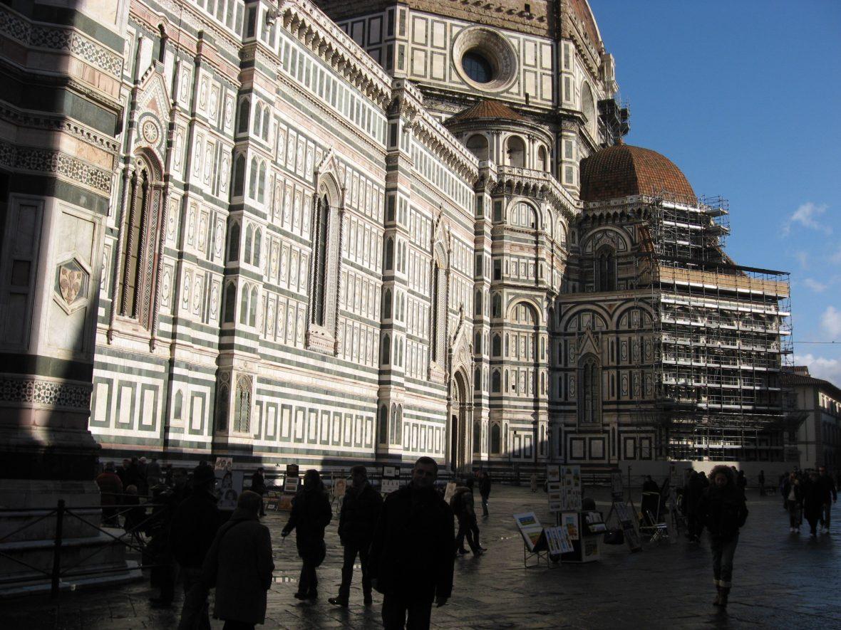 Виртуальная прогулка улицами Флоренции